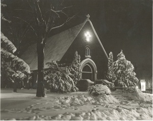 Grace in winter